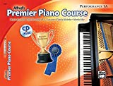 Premier Piano Course: Performance/CD 1A --- Piano - Alfred --- Alfred Publishing
