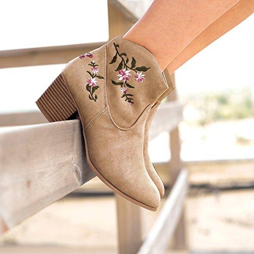 VENCA Sand Women's Women's Boots VENCA q8CPwd0