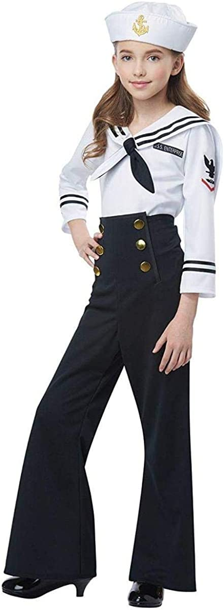 Navy/Sailor Costume for Kids