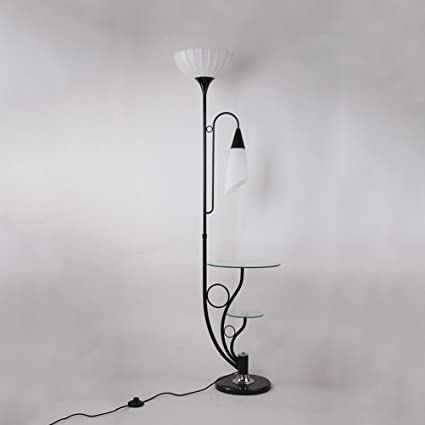 Floor lamp vbimlxft- Lámpara de pie de acrílico Simple del ...