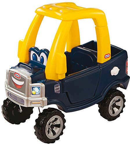 51cGeyfmxdL - Little Tikes Cozy Truck Ride-On with removable floorboard