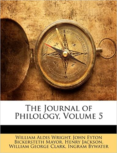 Kirja ladata ilmaiseksi vieras The Journal of Philology, Volume 5 1146307047 PDF ePub