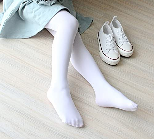 Dance Tights,BABFLY Girls Stretch Footed Ballet Tights Kids Pantyhose Stockings Leggings Pants
