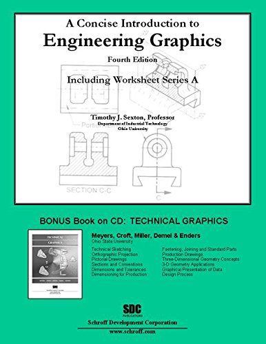 A Concise Introduction to Engineering Graphics (4th edition) with ...