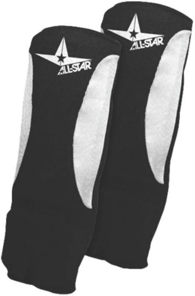 Football Combination Forearm-Wrist-Hand Pads (2 Colors, 4 Sizes) (Adult XL, Black) : Football Hand And Arm Pads : Sports & Outdoors