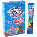 juicy juice fruitfuls - Hawaiian Punch On-the-Go, Fruit Juicy Red, 8-Count (Pack of 12)
