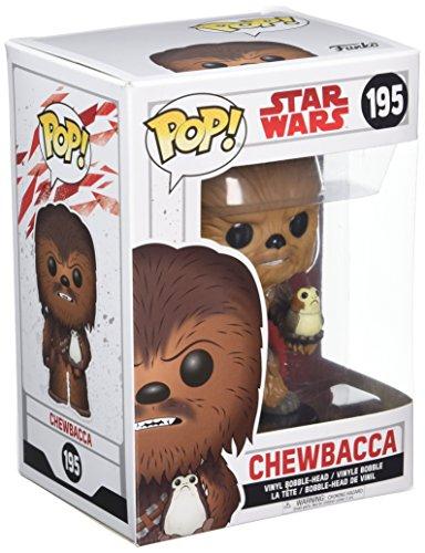 Funko POP! Star Wars: The Last Jedi - Chewbacca - Collectible Figure