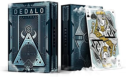 Delirium Insomnia Playing Cards Poker Size Deck USPCC Custom Limited Edition New