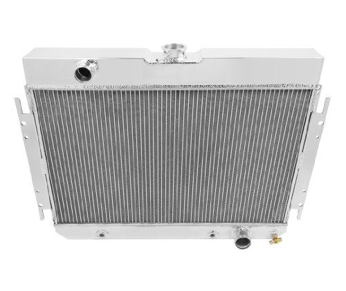 Champion Cooling, 4 Row All Aluminum Radiator Multiple Chevrolet Models, MC289