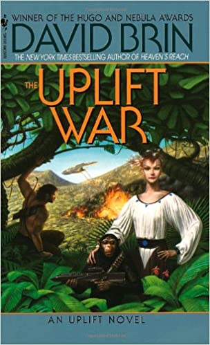 David Brin - The Uplift War Audiobook