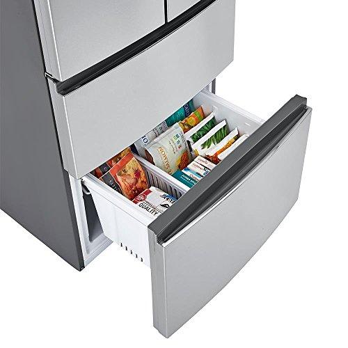 Haier HRF15N3AGS ft. Door Door Freezer/Refrigerator,
