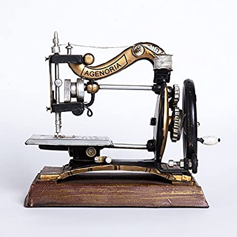 GDS/Antiguo Vintage Retro Máquina de coser modelo Muebles ...