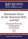 Stochastic Flows in the Brownian Web and Net, Emmanuel Schertzer and Rongfeng Sun, 0821890883