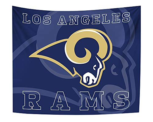 - Gloral HIF St. Louis Rams Tapestry Wall Decor Home Tapestry Blanket for Fans 50x60 Inches
