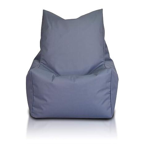 Ecopuf Carcasa PUF de Gas para sillón de Saco Solid de ...