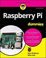 Raspberry Pi For Dummies, 3rd Edition Front Cover
