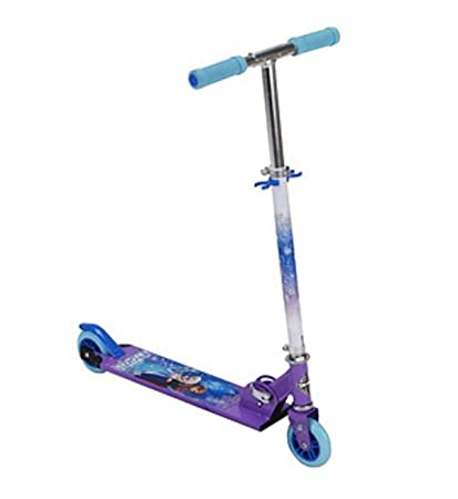 Amazon.com: Disney Frozen – Patinete plegable de Huffy ...