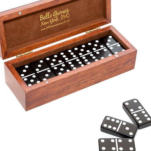 夏セール開催中 MAX80%OFF! St. Six Nicholas Avenue Double - Six Dominoes Set - B01MY02LB8 Jumbo Size Tiles B01MY02LB8, マクロビオティック シードリーフ:290ccf45 --- yelica.com