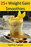 This book contains more than 25 smoothies/shakes recipes to gain weight.