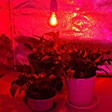 CANAGROW E26 8W LED Grow Light Bulb