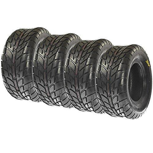 Full SunF Tires 25x8 12 25x10 12