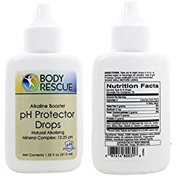 1 Pc Defectless Popular Body pH Protector Drops Sensitive Indicator Alkalizing Complex Acid and Alkaline Balance Volume 1.25 oz