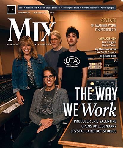 Magazines : MIX Magazine