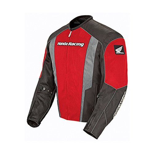(Joe Rocket Honda Racing CBR Mesh Jacket Red/Black Mens 2XL)
