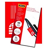 Fellowes Laminating Pouches, Thermal, Business Card Size, 5 Mil, 100 Pack (52031)