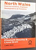 Front cover for the book North Wales (Shell Guides) by Elisabeth Beazley