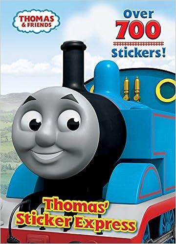 THOMAS STICKER EXPRESS Thomas /& Friends
