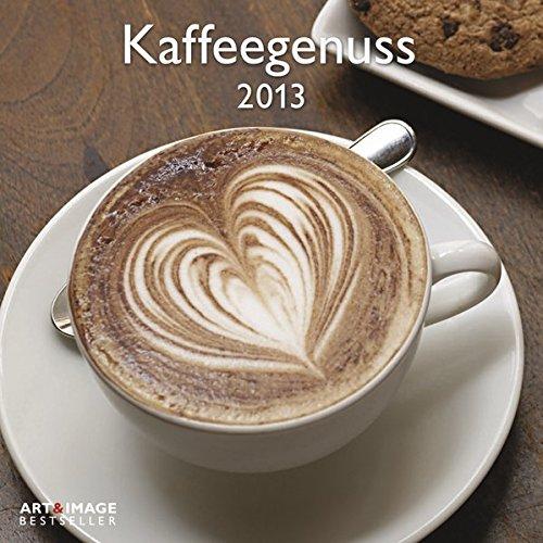 Kaffegenuss 2013 Broschürenkalender