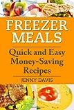 Freezer Meals, Jenny Davis, 1495939383