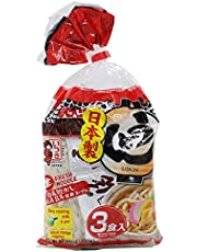 Itsuki Fresh Udon Noodles With Soup Stock 3p, 630G