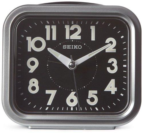 Seiko QHK023SLH Bedside Alarm Clock ()