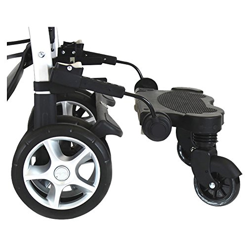 Zerlar Universal Ride-On Stroller Board Stroller Connectors by Zerlar (Image #2)