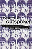 img - for Inspired and Outspoken: The Collected Speeches of Ann Widdecombe (1999-09-01) book / textbook / text book