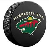 Sher-wood Basic Logo Souvenir Hockey Puck - Wild
