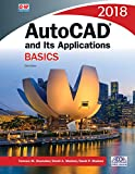 img - for AutoCAD and Its Applications Basics 2018 book / textbook / text book