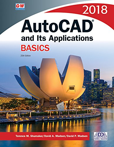 Autocad+Its Appl.:Basics 2018