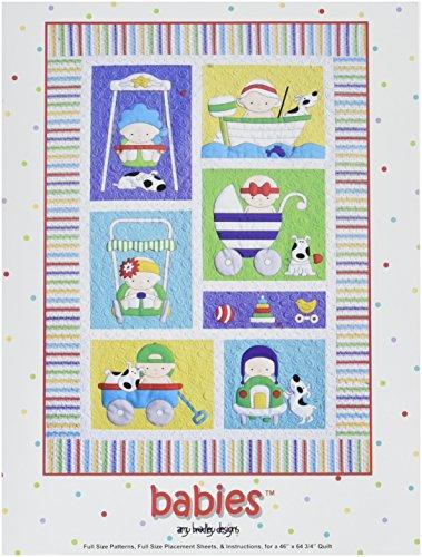 Amy Bradley Designs ABD260 Babies Quilt Pattern by Amy Bradley Designs