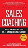 img - for Sales Coaching: Making the Great Leap from Sales Manager to Sales Coach book / textbook / text book