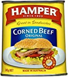 Hamper Light Corned Beef, 340g