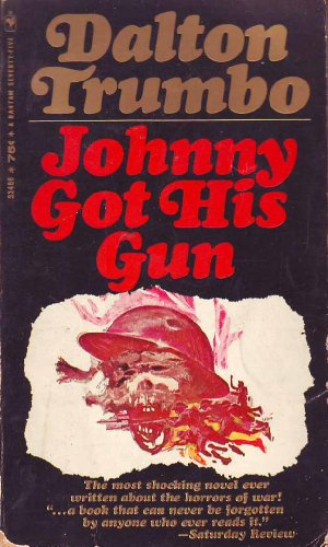 Book cover from Johnny Got His Gun S3466by Dalton Trumbo