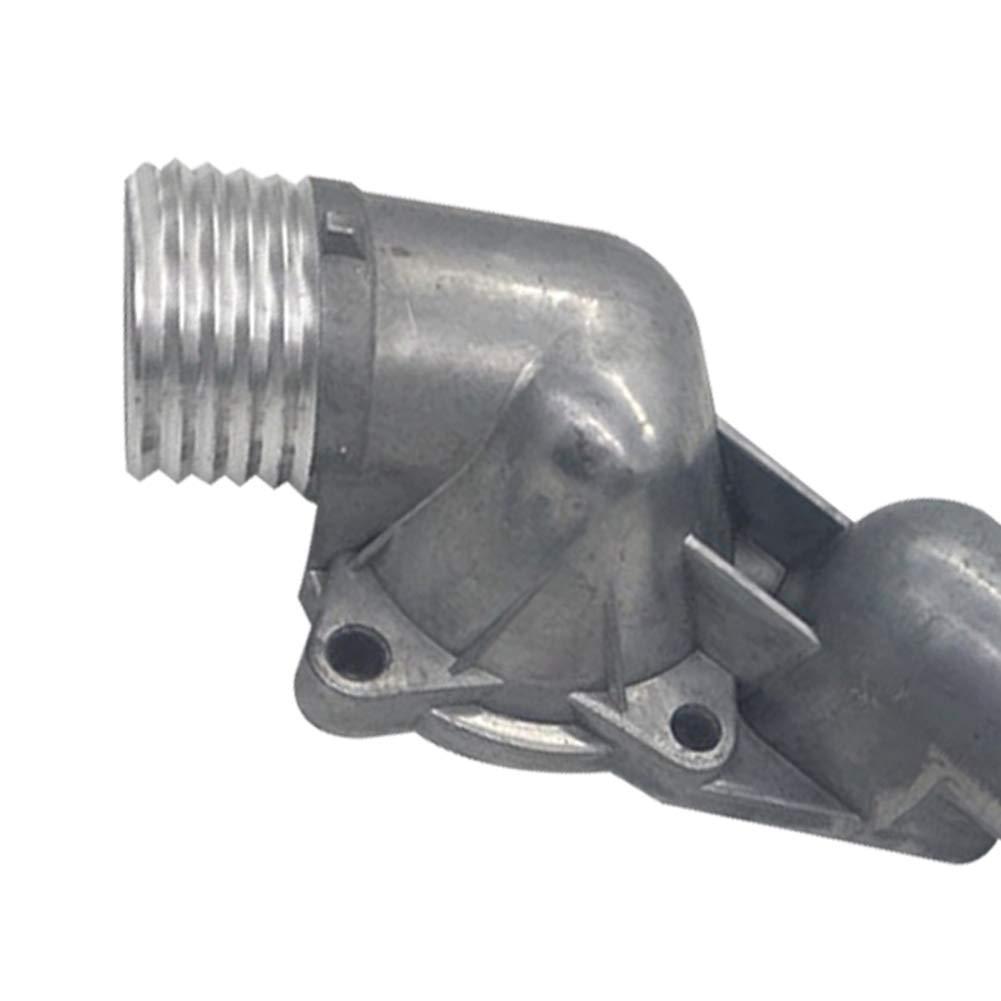 kaakaeu 11531740478 Carcasa de Aluminio para termostato E38 E39