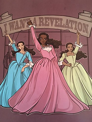 Revelation Medium Hamilton Schuyler Sisters Art Print