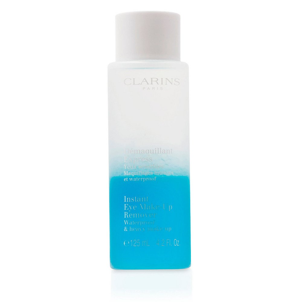 Clarins by Clarins Instant Eye Make Up Remover--125ml/4.2oz ( Package Of 4 )