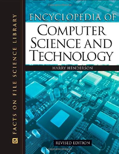 Encyclopedia of Computer Science and Technology (Facts on File Science Library)