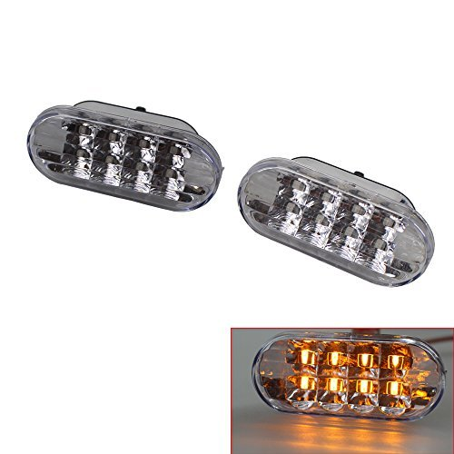 Golf Mk4 Led Side Lights in US - 7