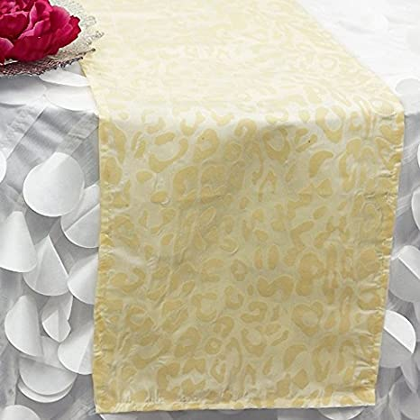 Beige Recycled Cotton MYDRAP SRA32AP//105-11 My Table Cloth 32 x 32 cm Roll of 6 Napkins with Animal Print Design 5 cm